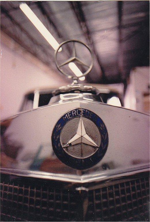 pretty Mercedes