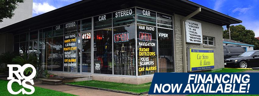 River Oaks Car Stereo | Houston car stereo custom installers